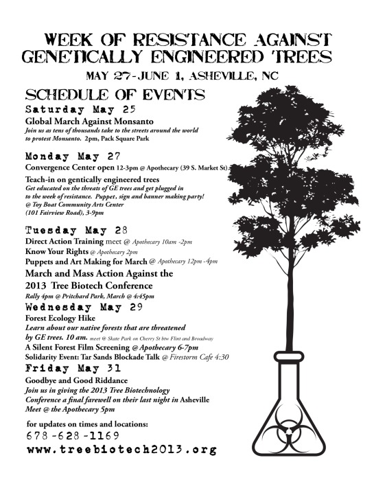 biotree events